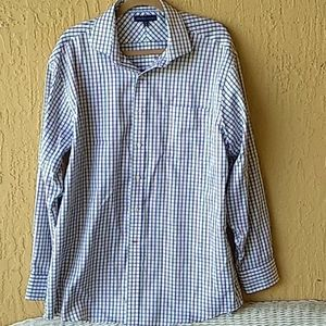 Tommy Hilfiger long slv buttondown shirt
